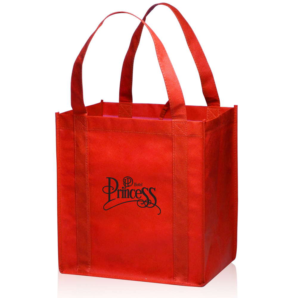 Customized Small Grocery Tote Bags With Handle Wholesale