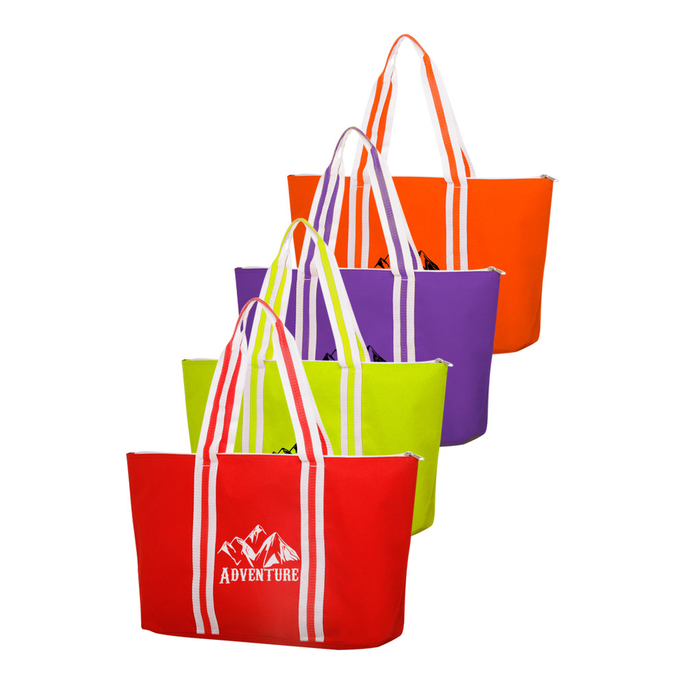 Cheap Price Custom Non Woven Printed Shopping Blank Tote Bags