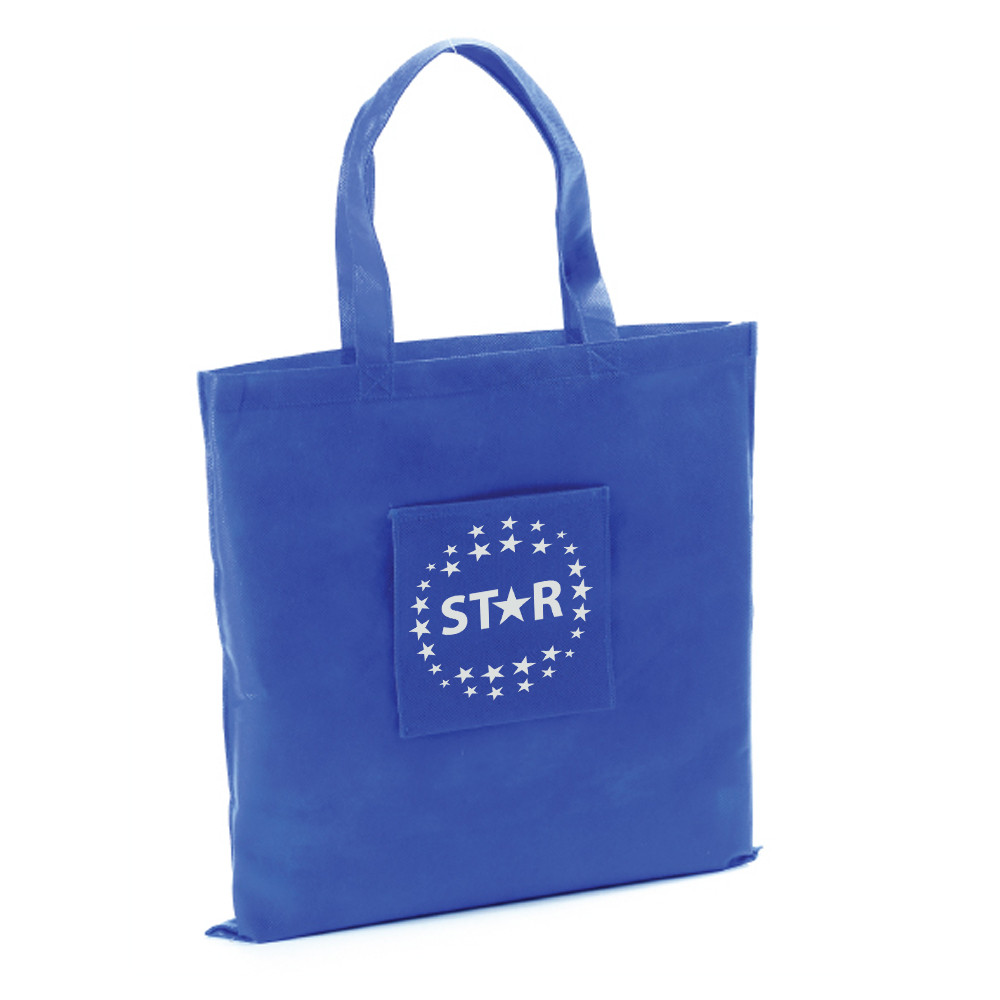 2018 Contact Supplier Leave Messages Customized printing recycled promotional shopping tote non woven bag