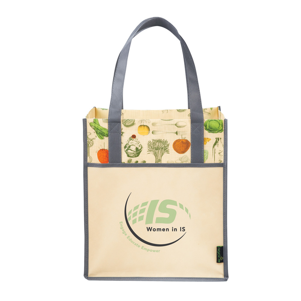 Fashion Roll Up Shopping Bag Foldable Tote Bag Wholesale