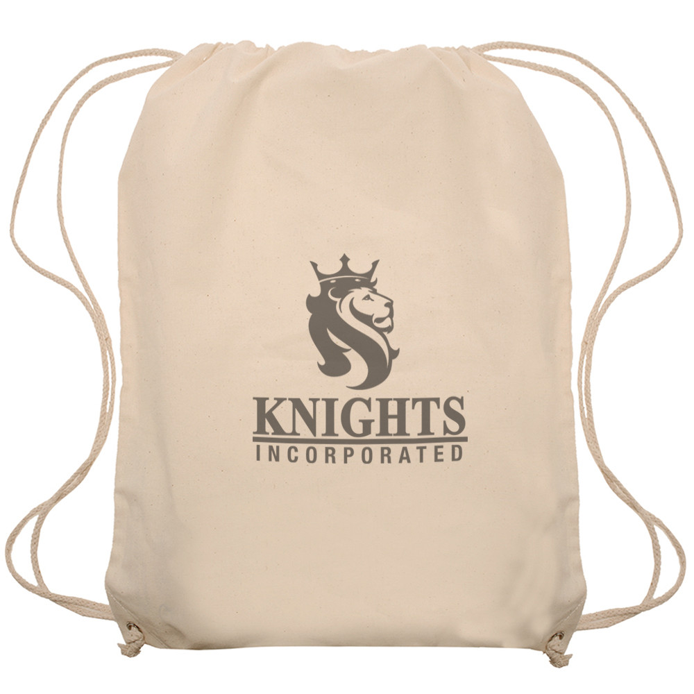 Eco-friendly rpet shopping bag with rope hand for promotional