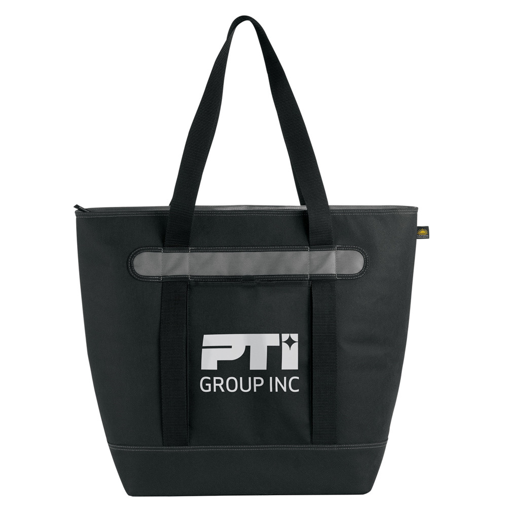 cheap recyclable grocery brown non woven bag for sale
