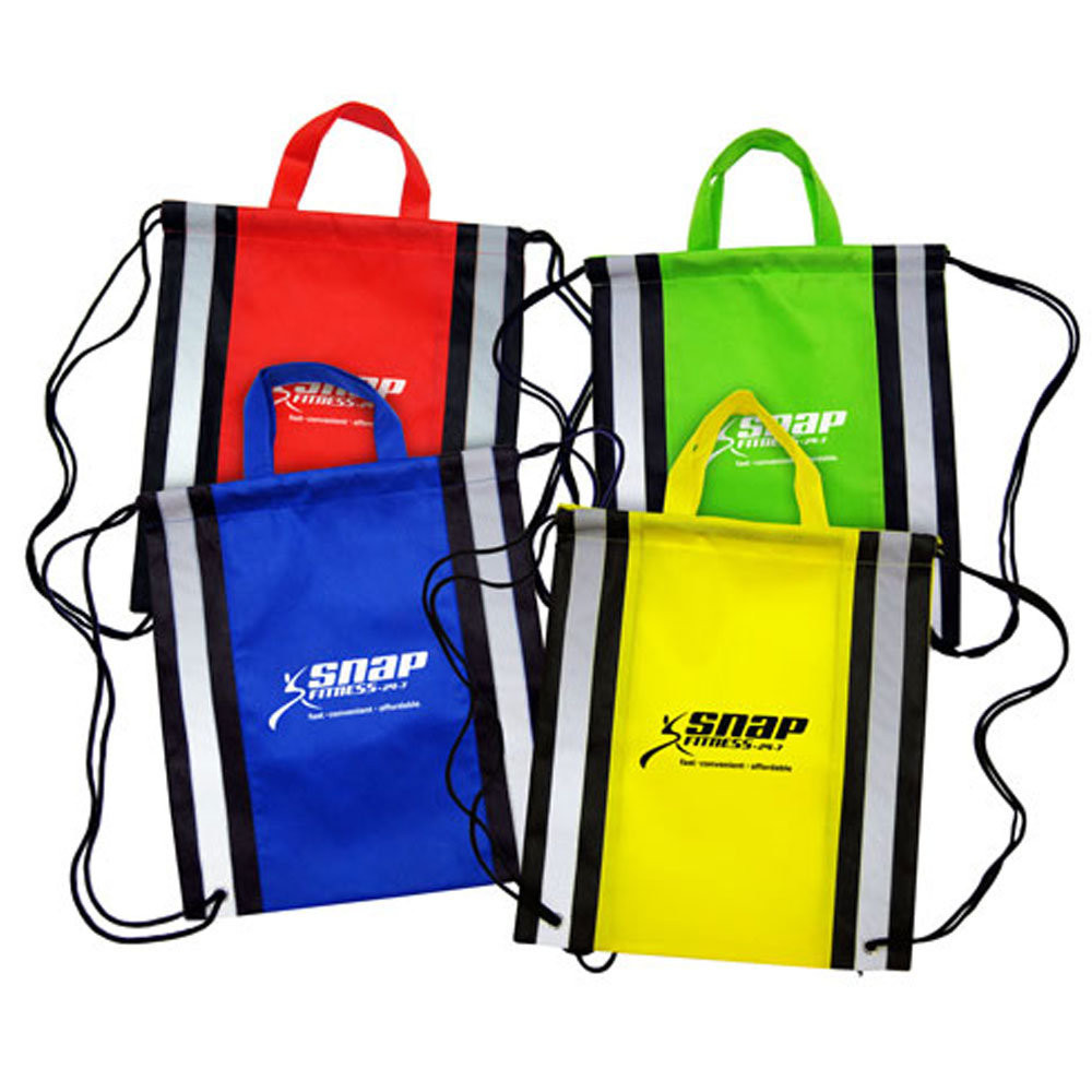 logo custom promotion cotton bag