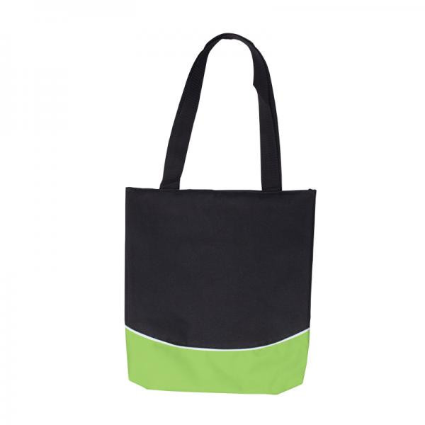 silicone stripe canvas beach tote bag wholesale