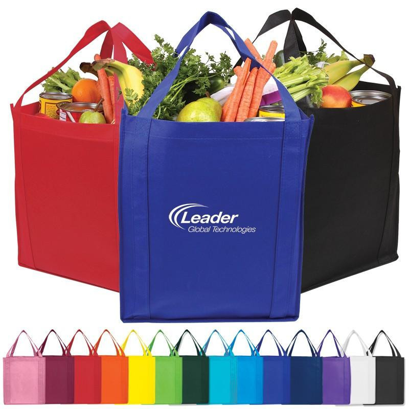 Recycle Organic New Design Customized Cotton Tote Bags