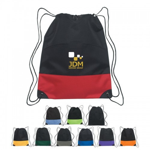 Excellent quality best selling 210d nylon drawstring bags