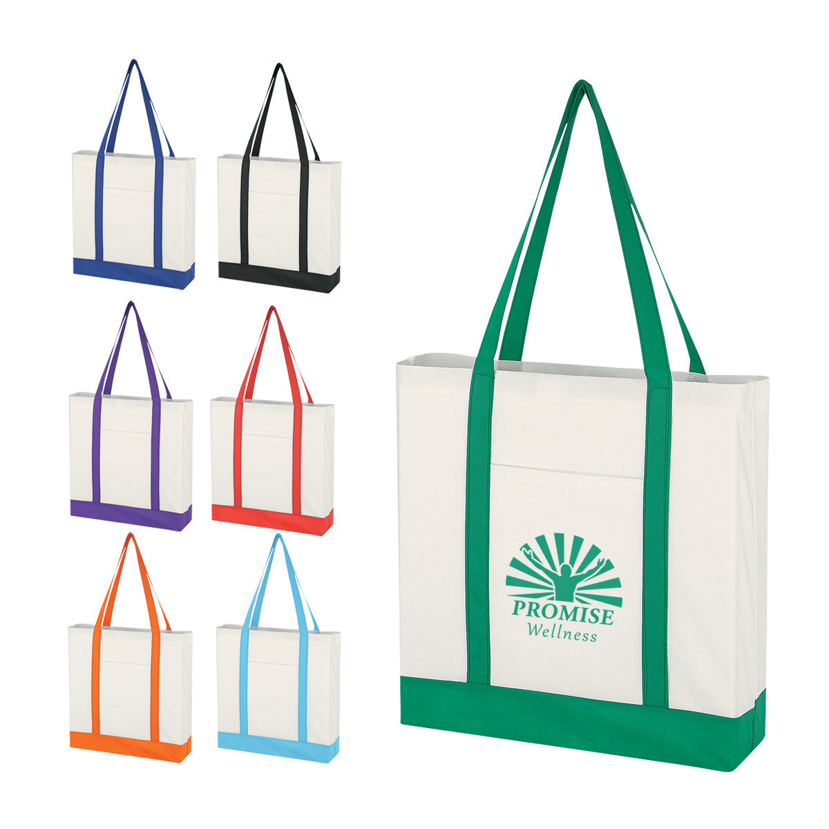 Buggy bag customize Drawstring tote printing logo pouch polyester Draw string bags