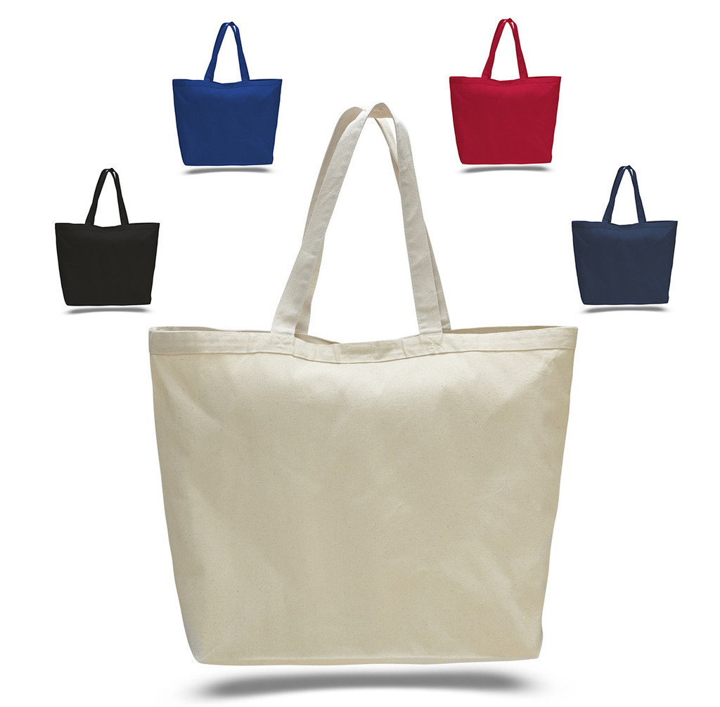 Wholesale high school student tote bag tough canvas lunch bag for teens