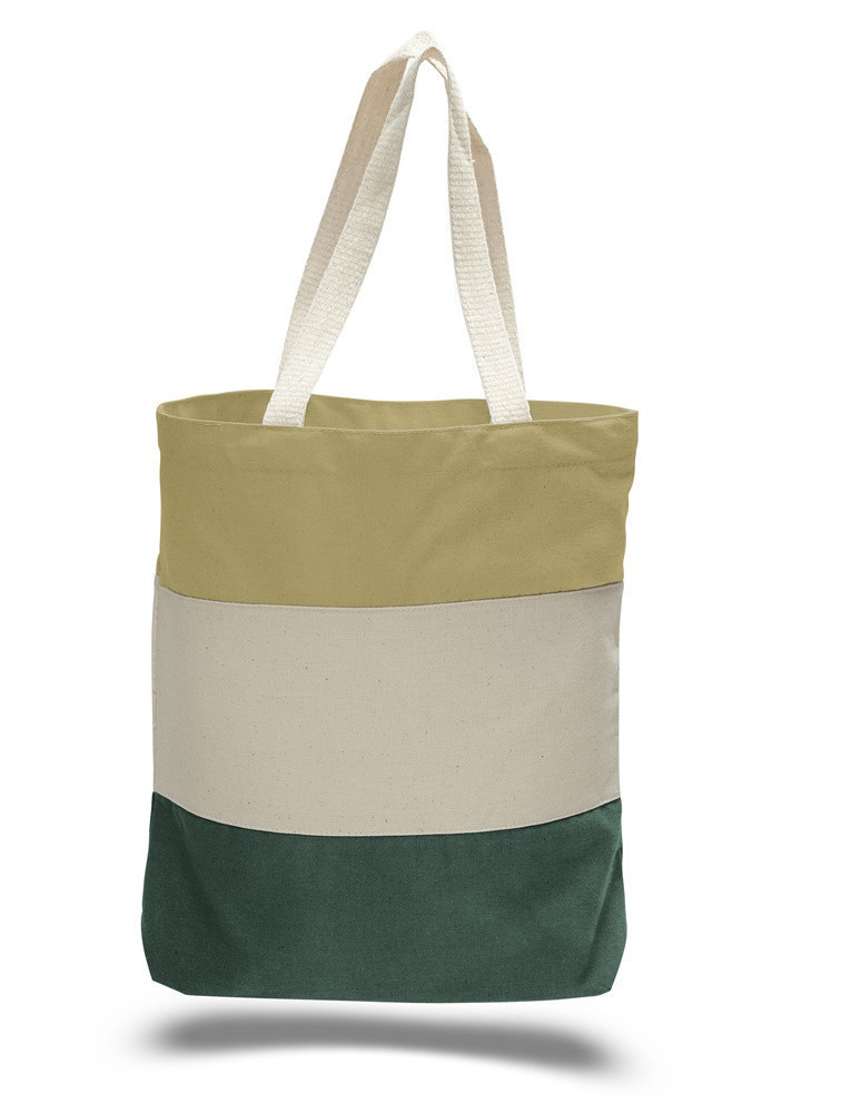 Alibaba double handle plain 100% cotton Natural canvas tote bag with bottom.