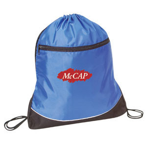 Promotional making drawstring bag
