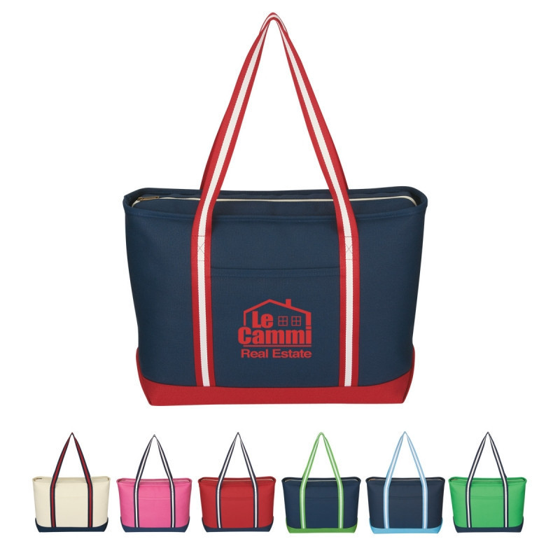 Wholesale Customized Printed Cotton Canvas Packaging Bag