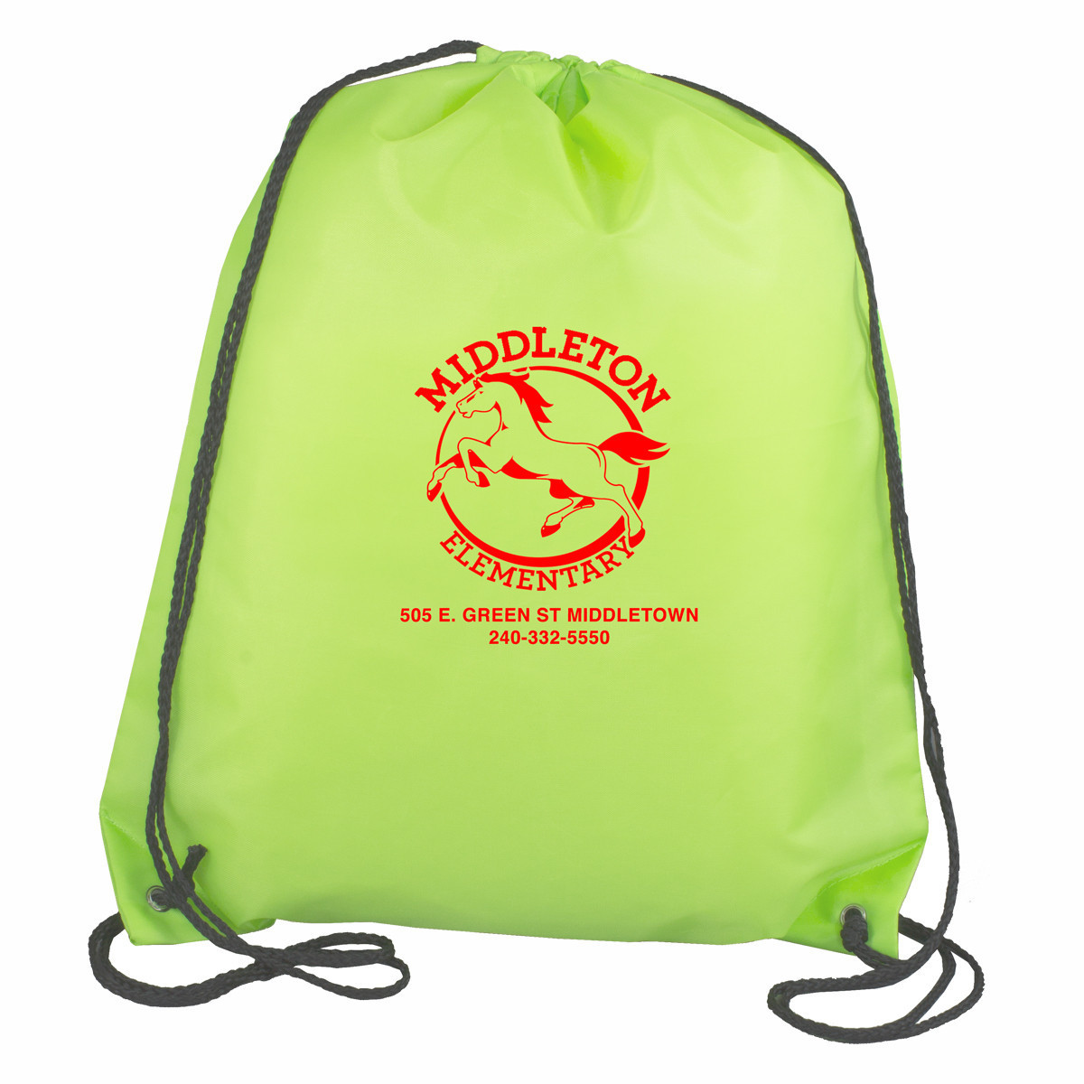wholesale cheap reusable dustproof travel polyester drawstring bag for promotion