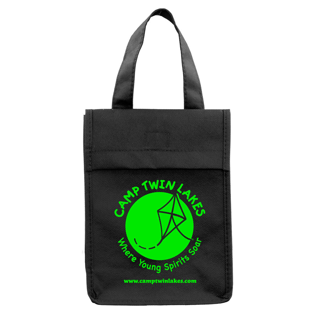 colorful and fashionable oil cloth bag with customized logo