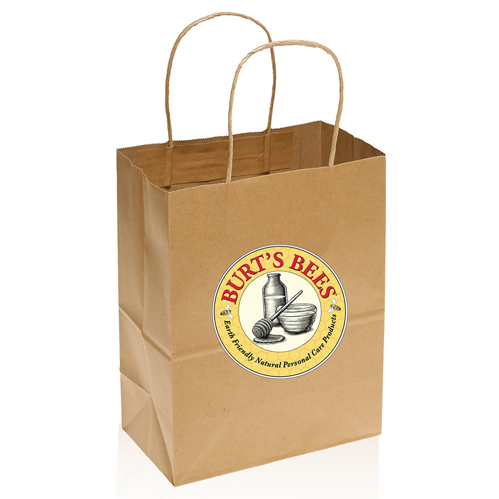 custom paper bag Promotional paper bags custom printed paper bags, promotional shopping bags, and logo kraft paper bags are a professional, yet low-cost way to hand out your literature or product at a trade show all of our promotional paper bags and paper totes include your custom message expertly printed on one side.