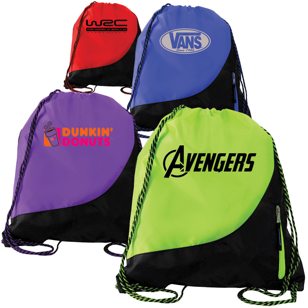 Made in China 40x45cm nonwoven backpack drawstring bags