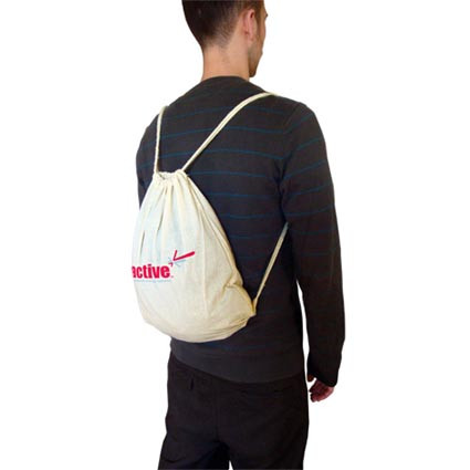 Hot Selling different styles business promotional drawstring bag