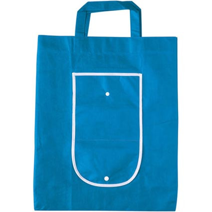 Bulk recyclable canvas drawstring gift bag